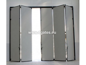 Salokāmie vārti  FOLDING DOORS