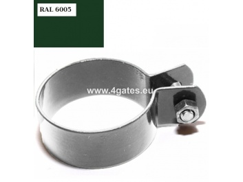 Fence fixings SUPPORT STOP D48 mm ZINC / COLOR